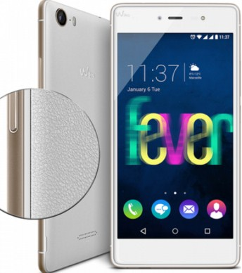 Wiko Fever, Smartphone Frame Metal CPU Octa-Core