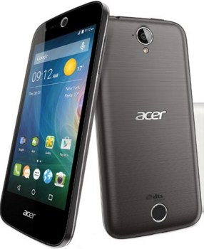 Acer Liquid Z330, Smartphone Layar 4.5 Inchi Sejutaan Plus DTS Sound