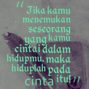 gambar kata-kata mutiara romantis
