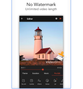 Aplikasi Edit Video Bebas Watermark