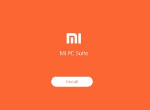 Fungsi Mi PC Suite
