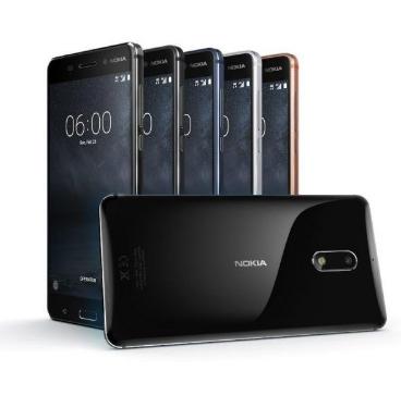 Pilihan Warna Nokia 5