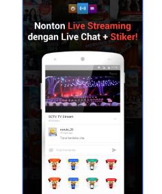 Aplikasi Nonton TV Android