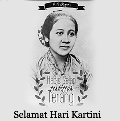 DP BBM Hari Kartini