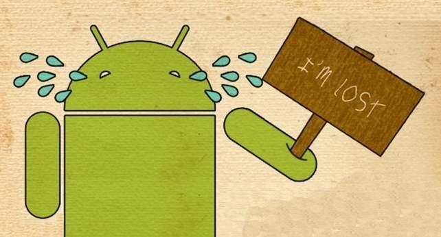 Melacak HP Android Yang Hilang