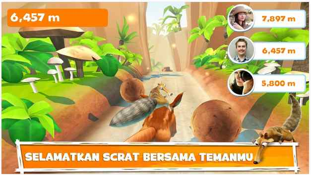 Game Petualangan Android